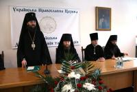 At the Kiev Spiritual schools the solemn Certificate devoted to the next release has taken place