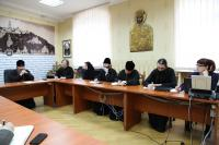 KYIV. A meeting of the Commission for preparation of the 20th anniversary celebrations of primatial ministry of His Beatitude Metropolitan Volodymyr: main celebration is scheduled for 24-28 July